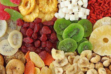 פירות יבשים בריאים או לא?