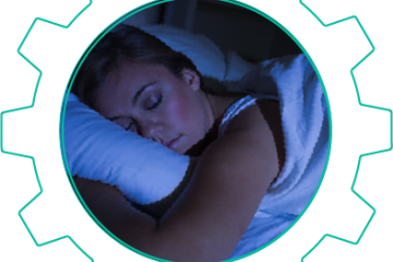 איך שינה קשורה לעליה במשקל?